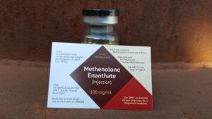 Jintani Labs Methenolone Enanthate (Primobolan)