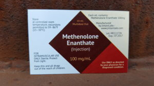 Jintani Labs Methenolone Enanthate