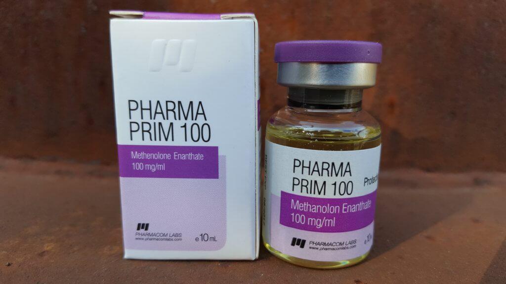 Pharmacom Labs PHARMA Prim 100 Lab Test Results - Anabolic Lab