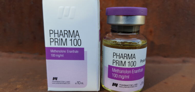 Pharmacom Labs PHARMA Prim 100 Lab Test Results
