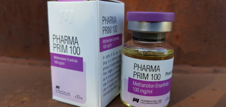 Pharmacom Labs PHARMA Prim 100 Dosage Quantification Lab Results [PDF]