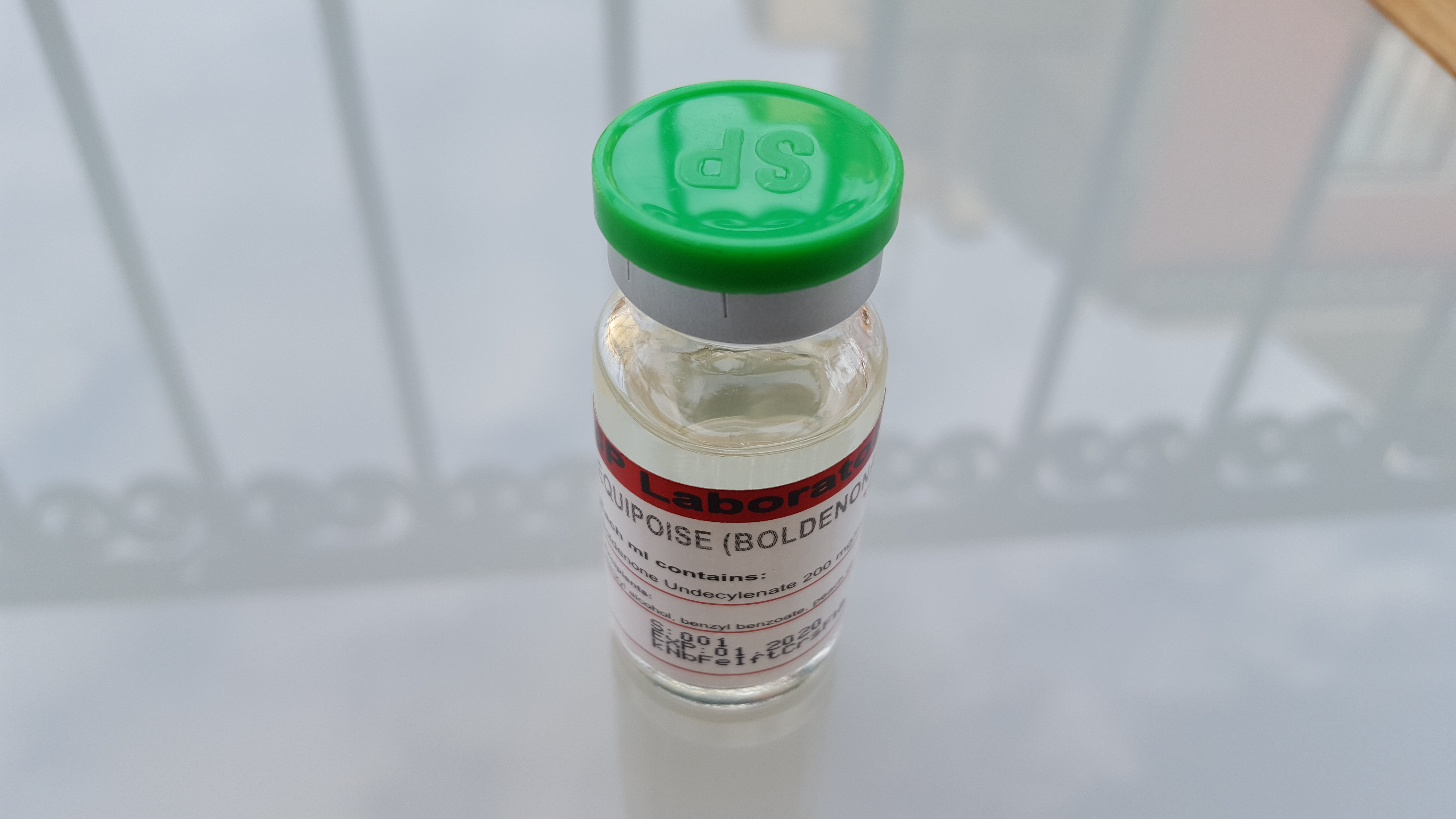 Sp Laboratories Equipoise Lab Test Results Anabolic Lab