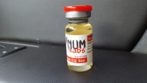 VNUM Labs Boldenum EQ 300 (boldenone undecylenate)
