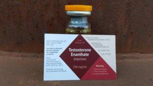 Jintani Labs Testosterone Enanthate