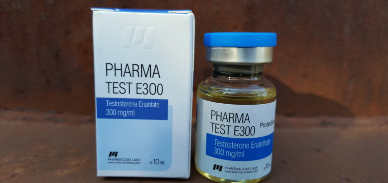 Pharmacom Labs PHARMA Test E300 Dosage Quantification Lab Results [PDF]