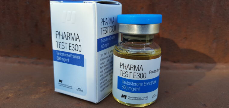 Pharmacom Labs PHARMA Test E300 Lab Test Results