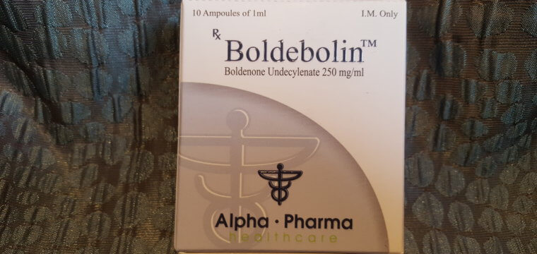 Alpha Pharma Boldebolin Dosage Quantification Lab Results [PDF]