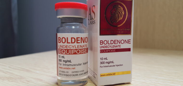 AS Labs Boldenone Undecylenate Equipoise Dosage Quantification Lab Results [PDF]