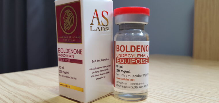 AS Labs Boldenone Undecylenate Equipoise Lab Test Results