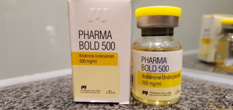 Pharmacom Labs PHARMA Bold 500 Lab Test Results