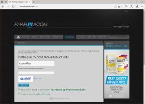 Pharmacom Labs PHARMA Bold 500