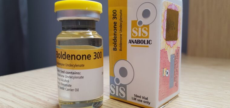 SIS Laboratories Boldenone 300 Lab Test Results