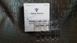 Alpha Pharma Nandrobolin-250 (Deca Durabolin)