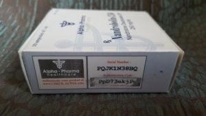Alpha Pharma Nandrobolin-250