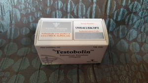 Alpha Pharma Testobolin