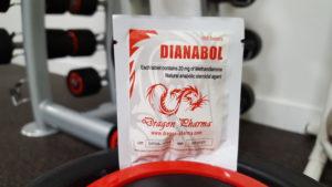 Dragon Pharma Dianabol (methandienone)