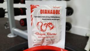 Dragon Pharma Dianabol (methandrostenolone)