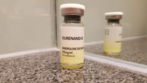 Dure Pharma Durenand-D (nandrolone decanoate)