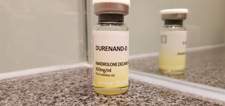 Dure Pharma Durenand-D Dosage Quantification Lab Results [PDF]