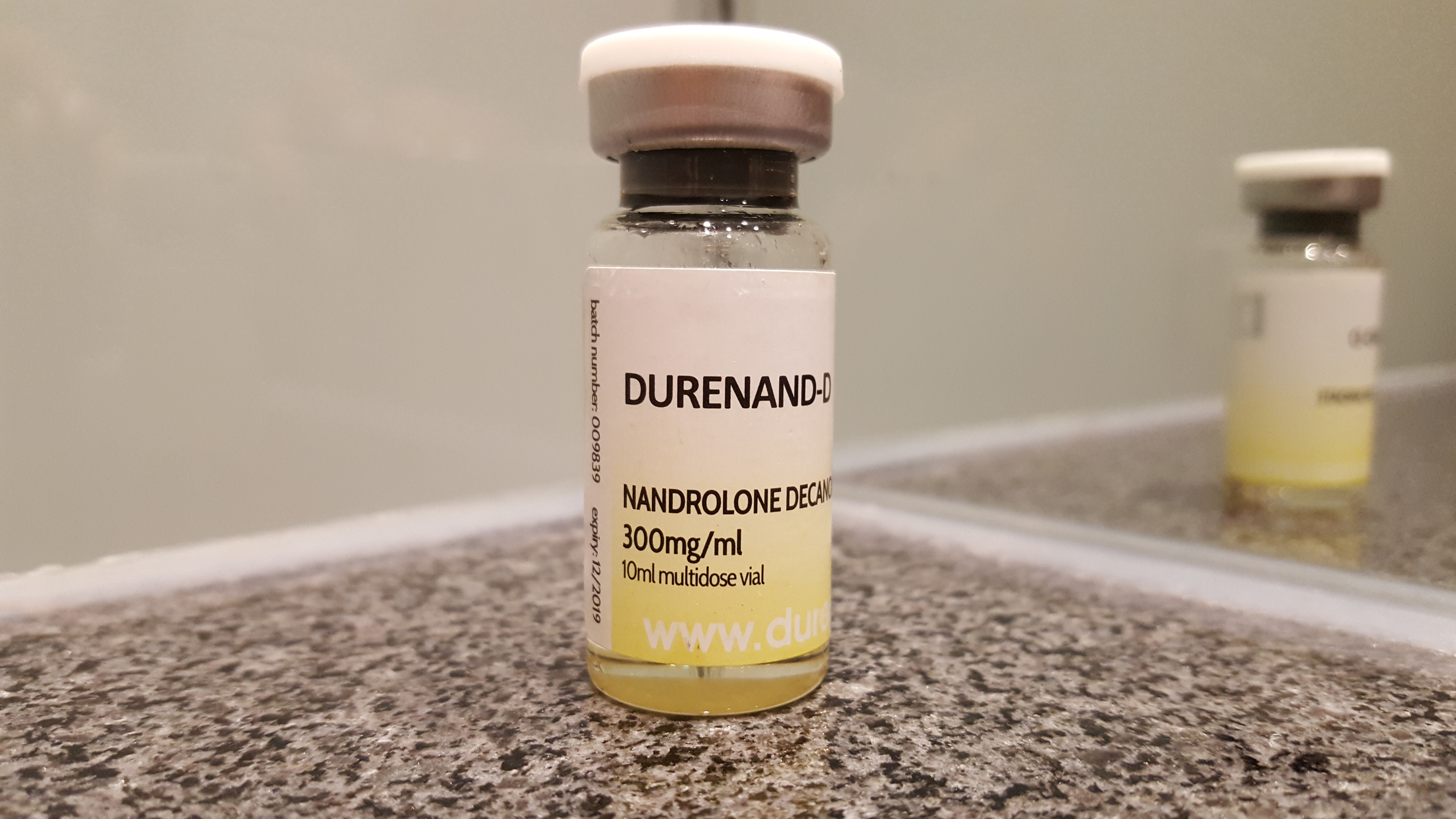 nandrolone steroid dosage