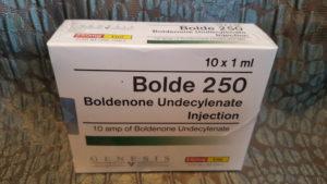 Genesis Bolde 250