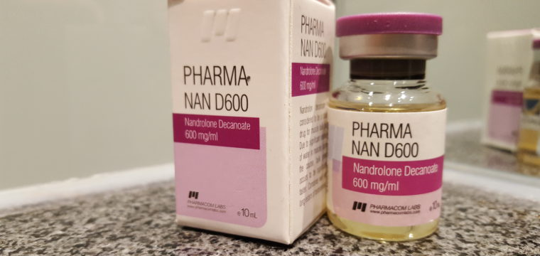 Pharmacom Labs NAN D600 Lab Test Results
