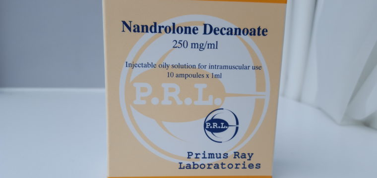 Primus Ray Labs Nandrolone Decanoate Dosage Quantification Lab Results [PDF]
