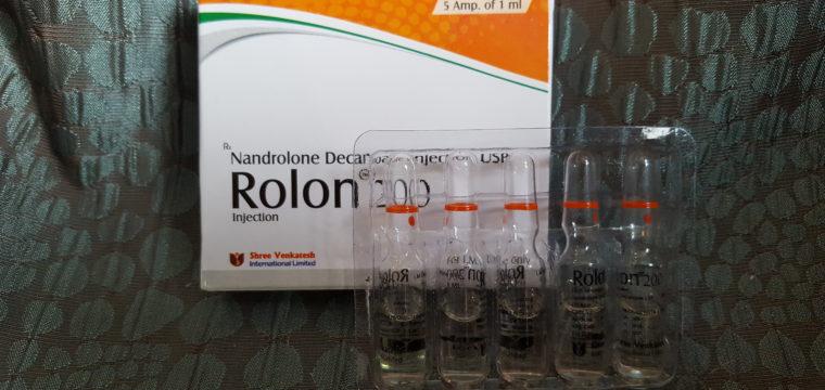 Shree Venkatesh Rolon 200 Lab Test Results
