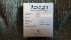 Alpha Pharma Rexogin