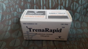 Alpha Pharma TrenaRapid