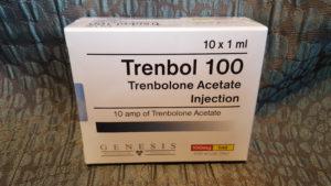 Genesis Trenbol 100