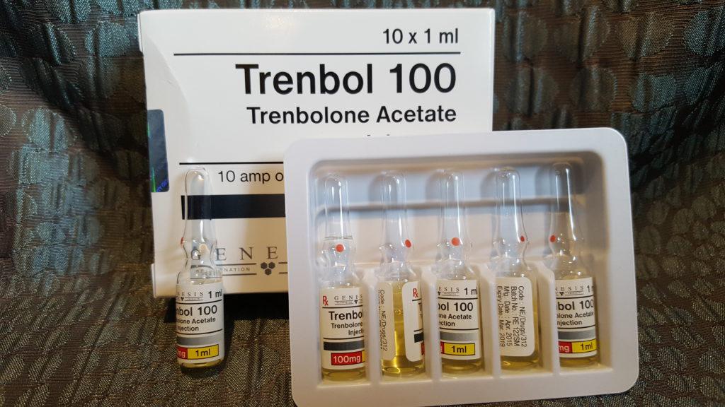 Genesis Trenbol 100 Lab Test Results - Anabolic Lab