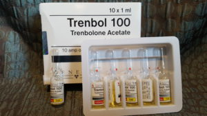 Genesis Rejuvenation Products Trenbol 100 (trenbolone acdtate)