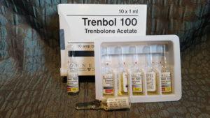 Genesis Trenbol 100 (trenbolone acetate)