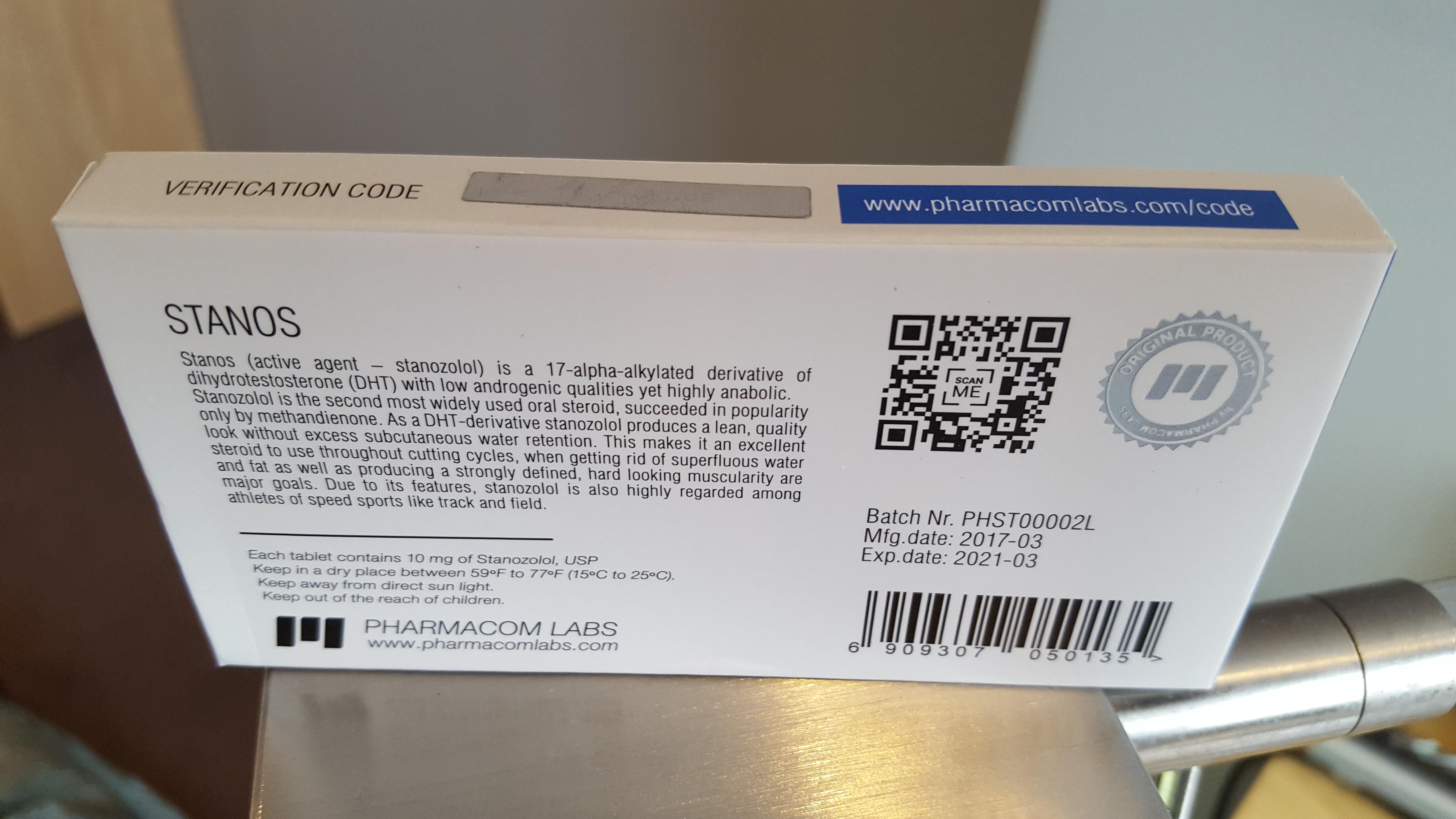 balkan winstrol strombafort 50 mg
