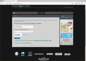 Pharmacom Labs Stanos tablets
