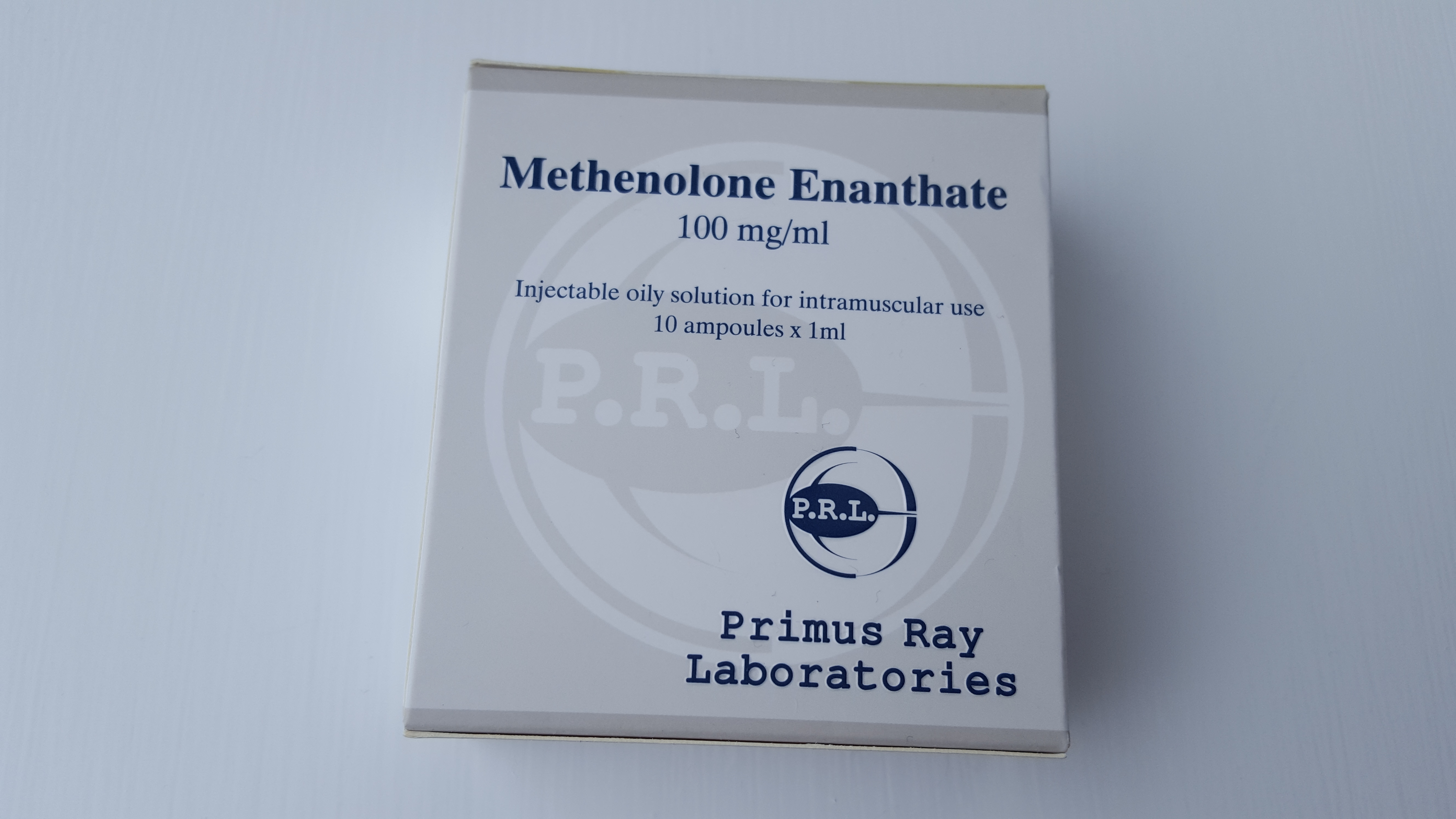 does primobolan have testosterone