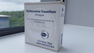 Primus Ray Laboratories Methenolone Enanthate