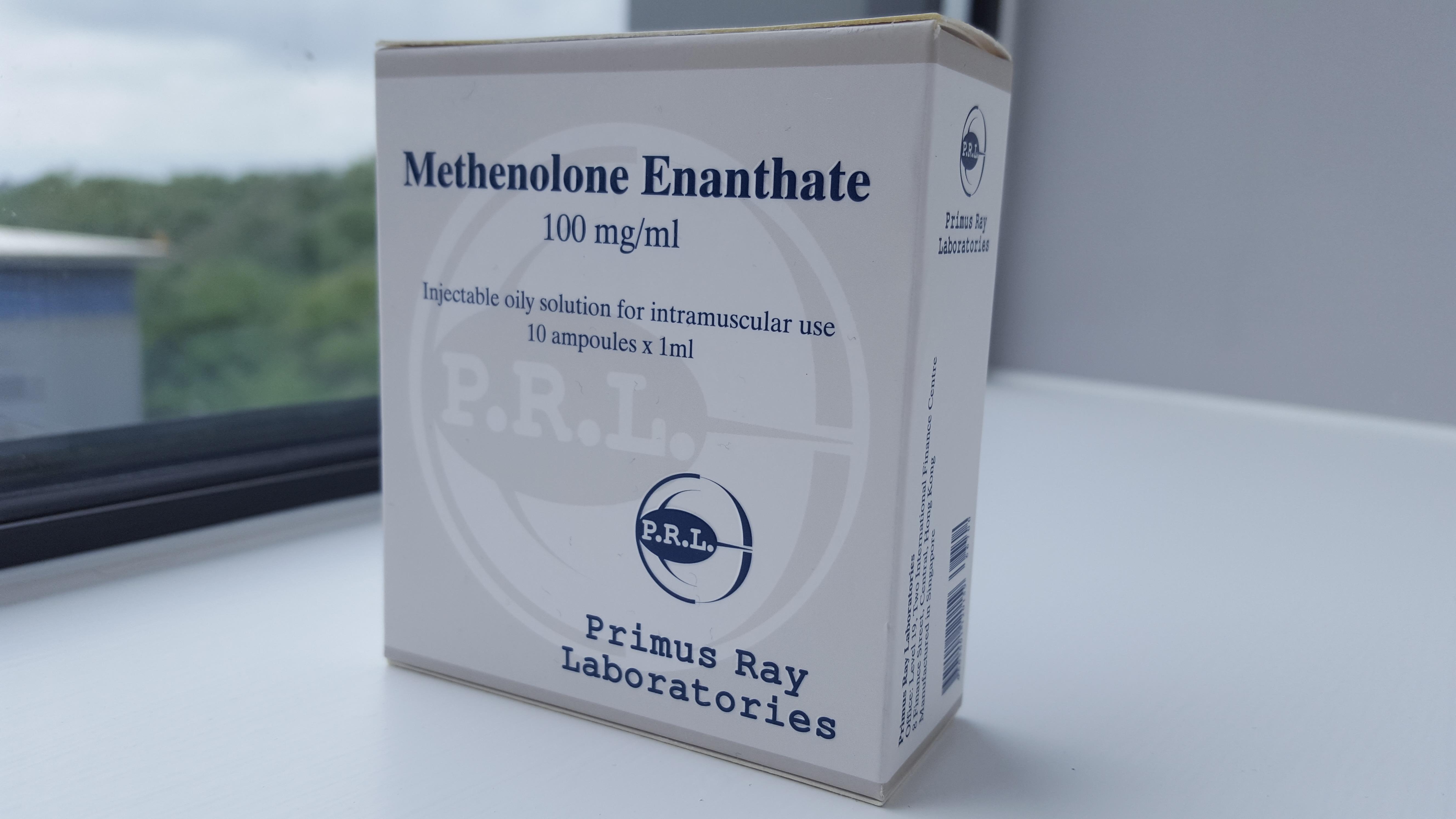 dosage of primobolan