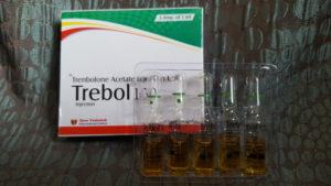 Shree Venkatesh Trebol 100 (trenbolone acetate)