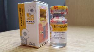 SIS Laboratories Primobolan 100