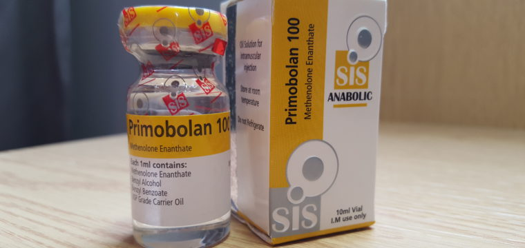 SIS Laboratories Primobolan 100 Lab Test Results