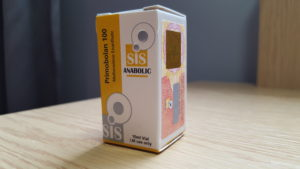 SIS Laboratories Primobolan 100