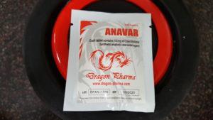 Dragon Pharma Anavar