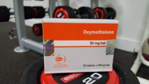 Primus Ray Laboratories Oxymetholone