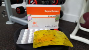 Primus Ray Laboratories Oxymetholone (Anadrol)