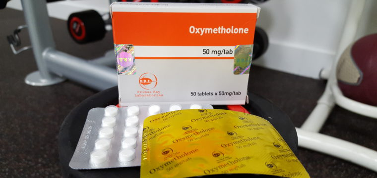 Primus Ray Laboratories Oxymetholone Lab Report