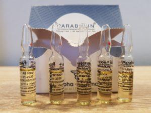 Alpha Pharma Parabolin (trenbolone hexahydrobenzylcarbonate)