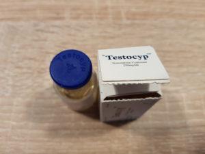 Alpha Pharma Testocyp