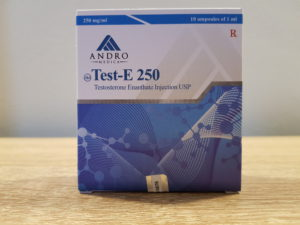 Andromedica Test-E 250 (testosterone enanthate)